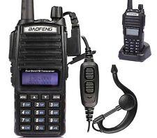 RICETRASMITTENTE UPS Baofeng UV-82L DOPPIO PTT Dual Band V/U 5W Radio DTMF PMR