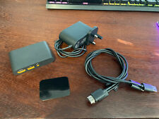 HTC Vive Link Box With Original HDMI, USB & Power Supply Cables