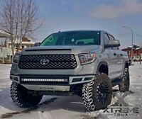 For 2014-2021 Toyota Tundra OE Fender Flares Bolt On No Drill Set 4