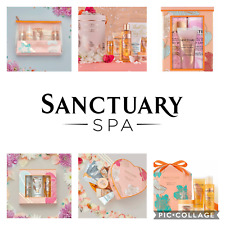 Sanctuary Spa Bath Gift Set For Her Birthday , Christmas Present Gift Hamper