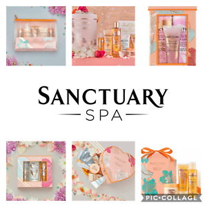 Sanctuary Spa Gift Set Bath & Body Set, Birthday Present Gift Hamper for women