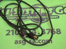 5-Pin Din 6' Cable M / F - AT Keyboard Extension - Male to Female - Black