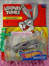 2017 LOONEY TUNES Hot Wheels BUGS BUNNY❊Gray/White❊Whats up Doc?❊character cars