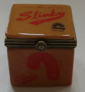 Midwest of Cannon Falls Slinky trinket hinge box