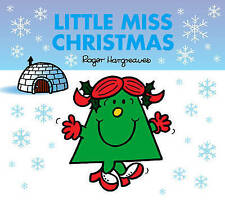 Little Miss Christmas by Roger Hargreaves (Paperback, 2008)