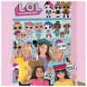 LOL SURPRISE SCENE SETTER Happy Birthday Party Wall Decoration Photo booth Props