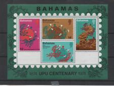 B1253 Bahama's Blok 10 postfris UPU