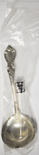"""Towle Spanish Provincial Sterling Solid Large Gravy Cream Ladle 7"""""""
