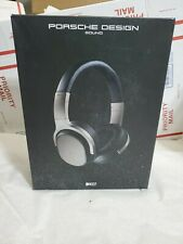 100% AUTHENTIC Porsche Design Kef Space One Wired Headphones New IN OPEN BOX