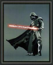 Darth Vader James Earl Jones A4 SIGNED AUTOGRAPHED PHOTO POSTER  STAR WARS