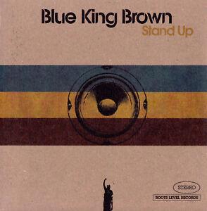 BLUE KING BROWN Stand Up CD Digipak  New - Japan  SirH70