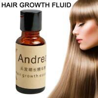 Andrea Hair Growth Serum Oil Herbal Keratin Fast Hair Growth Alopecia LossGinger