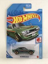 Hot Wheels 2021 HW J-Imports 3/10 Green '70 Toyota Celica