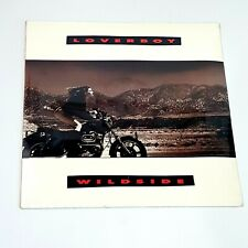 Loverboy Rare Sealed Vinyl LP Record Wildside Mike Reno Scott Smith Paul Dean