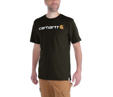 Carhartt Core Logo T-shirt S/s Peat L