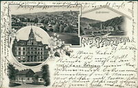 Ansichtskarte Pforzheim 1896 (Nr.924)