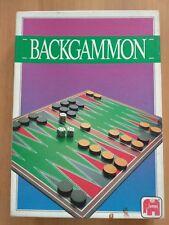 JUEGO DE MESA BACKGAMMON - JUMBO- AÑO 1990 (NO JUGADO)