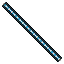 "2x48"" High Output 1W Aquarium LED Light 6500K Plant Refugium Marine Actinic Blue"