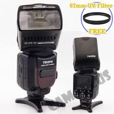 TRIOPO TR-586EX Wireless TTL Slave Flash Speedlite Fr Canon as YN-565EX 5DII 70D