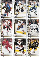 U PICK EM LOT 2017-18 17-18 O-Pee-Chee OPC Marquee Rookies RC set cards #501-550