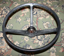 David Brown CASE tractor cab steering wheel