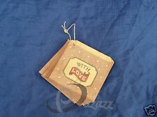 East Of India Strung Paper Bags 'With Love ' X 40  Small