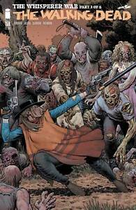 Image Comics Walking Dead #159 Art Adams Variant Cover 1st Print NM
