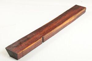 Snakewood Bowl Pen Cue Knife Call Exotic Wood Turning Lumber Blank 1.4x3x25
