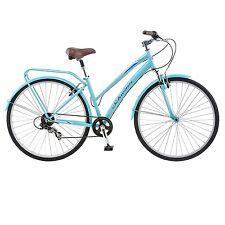Schwinn Network 2.0 700c Womens 16 Hybrid Bike,16-Inch/Small,Blue- S4021C Cycles