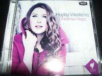 Hayley Westenra Christmas Magic (Australia) CD – Like New