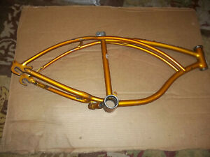 Schwinn Stingray 1965 Original Coppertone Frame Good Original Paint