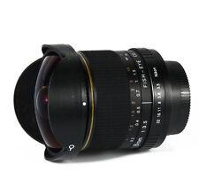 8mm for Nikon D7100 D5000 D800 D5000 D90 D600 D40  F/3.5 Aspherical Fisheye Lens