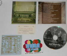 JP Harris, Cory Branan, Shovels & Rope, Marcia Ball, Ben Miller -  U.S promo cd
