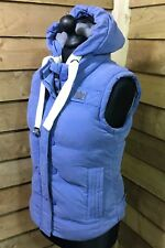 Superdry Casual/Outdoor Warm Down/Feather Filled Gilet/Bodywarmer Jacket Medium