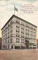 Canton, OHIO - McKinley Hotel - ARCHITECTURE