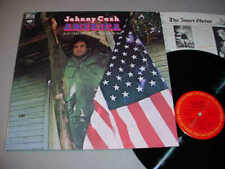 JOHNNY CASH LP America 200 Year Salute in Story & Song - Columbia KC-31645
