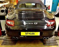 Porsche 911 Gundo Hack/PSE style modification/911/996/997/SPORTS EXHAUST/PORSCHE