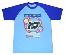 Mens Tokyo Japanese Print Super Manga Retro Dry Sports Design PrintT-Shirt Large