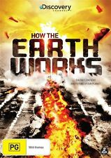 How The Earth Works (DVD, 2014, 2-Disc Set) Brand New