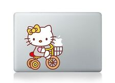 "Hello Kitty - Macbook Air/Pro 13/15"" Removable Vinyl Sticker Skin Decal Cover"