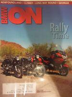 BMW Owners News Magazine July 2006 Newfoundland Clymer Long Way Round Georgia