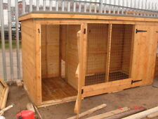 8FT X 4FT  x 4FT DOG RUN/KENNELS FROM A LEGITIMATE TAX PAYING BUSINESS (NO VAT)
