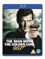 The Man with the Golden Gun [Blu-ray] [1974], DVD   5039036057639   New