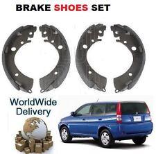 FOR HONDA HRV 1.6 5 DOOR MODELS 1999--2006 NEW REAR BRAKE SHOES SET