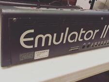 EMU Emulator II Soundbanks + New - Elka Synthex, Prophet 5, MS6, XP50, JX10