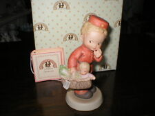 LUCIE ATTWELL ENESCO FIGURE  SPECIAL DELIVERY 114979 DATED 1988 BOXED
