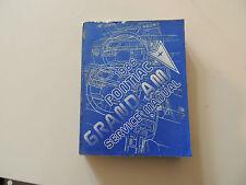 Pontiac GRAND AM 1986 Shop Service manual Werkstatthandbuch Reparaturanleitung