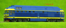 CMR Line China Railway ND4 Diesel Locomotive (French Blue) - HO scale