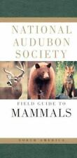 National Audubon Society Field Guide to North American Mammals (National Audubo