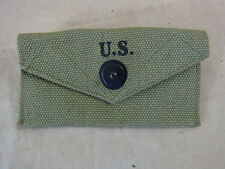 US Army ww2 Associazione pacco Borsa First Aid Pouch for PISTOL BELT